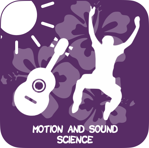Motion and Sound Science Logo